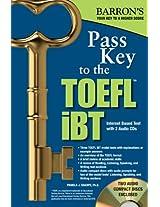 Pass Key to the TOEFL Ibt (Barron's Toefl Ibt Pass Key)