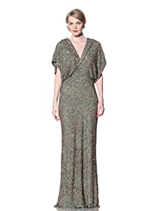 Chris Benz Women's Rhoda Sequin Gown (Multi)
