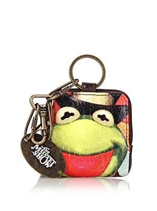 Hoy Collection Portamonete Palmira Muppets (Rosso)