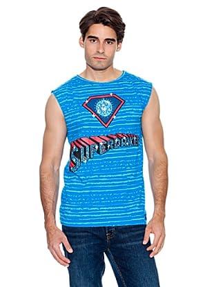 Kukuxumusu Camiseta Superdancer (Azul)