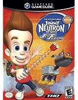 The Adventures of Jimmy Neutron, Boy Genius: Jet Fusion - Gamecube