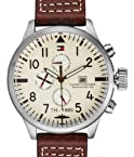 Tommy Hilfiger Chronograph Beige Dial Men's Watch - TH1790684/D