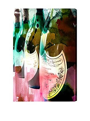 Oliver Gal Champagne Feast Canvas Art