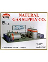 Model Power HO Scale Building Kit - Natural Gas Supply Co