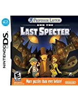 Professor Layton and the Last Specter (Nintendo DS) (NTSC)