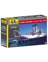 Heller Titanic Le Suroit Boat Model Building Kit