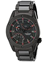 Jacques Lemans Men's 1-1634I Liverpool GMT Sport Analog GMT Watch