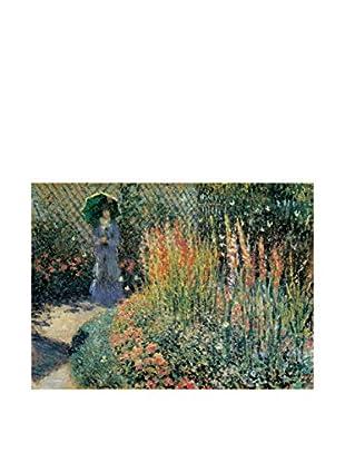 Artopweb Panel Decorativo Monet Flowers