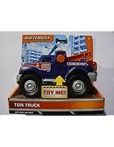 Matchbox Lights and Sounds Tow Truck