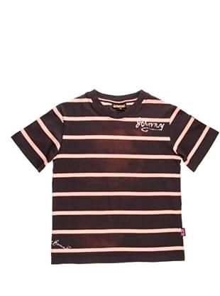 Belstaff Camiseta Rayas (antracita)