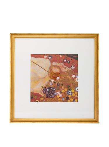 Gustav Klimt - Water Serpents (Profile), 29