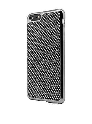 NUEBOO Hülle Diamond iPhone 7 schwarz