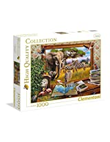 Clementoni Come to Life 1000 Piece Jigsaw Puzzle