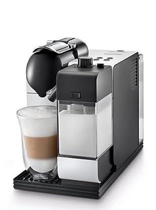 Delonghi Maquina De Café Nespresso Latissima. Dispensador Leche. 19 Bar. Más Compacta. Blanca