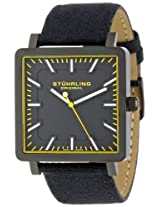 Stuhrling Original Men's 909.335OB1 Classic Ascot Saratoga Sport Swiss Quartz Ultra Slim Watch