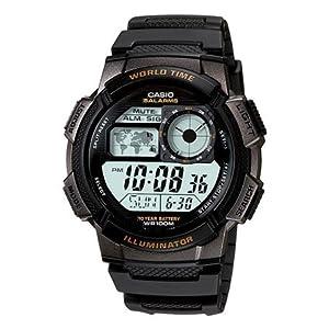 CASIO STANDARD AE-1000W-1AVDF (D080) WATCH