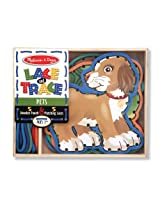 Melissa & Doug 3782 Lace and Trace Pets