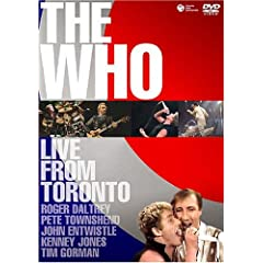 The Who『Live From Toronto』