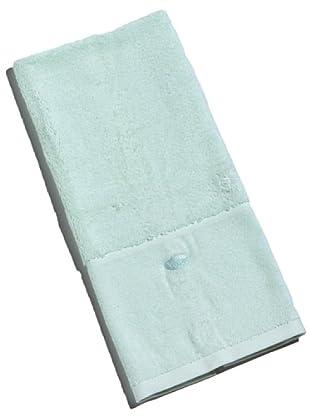 VOSSEN Asciugamano 50x100 Eco energy viso (verde menta)