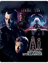 Artificial Intelligence Steelbook