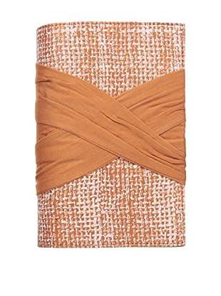 Marina Vaptzarov Malmal Closure Journal, Orange/Brown