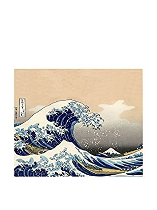 JAPAN MANIA by MANIFATTURE COTONIERE Wandbild Hokusai- La Grande Onda