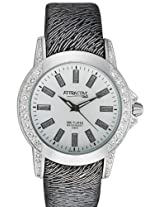 Q&Q Analog White Dial Women's Watch - DA25J301Y