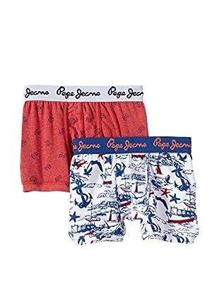 Pepe Jeans Pack x 2 Bóxers Underboy Junior