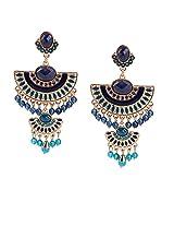 Aaishwarya Bohemian Blue Chandeliers