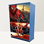 Spiderman Wardrobe Red And Blue from BigSmile