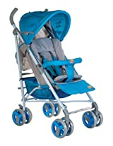 Mee Mee Lightweight Baby Stroller with Easy Folding (Blue)