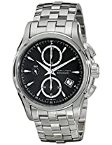 Hamilton Men's H32616133 Jazzmaster Chronograph Watch