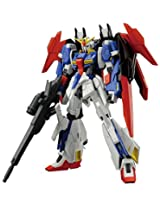 "Bandai Hobby HGBF Lightning Z Gundam ""Gundam Build Fighters"" Model Kit (1/144 Scale)"