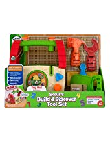 Leapfrog Build and Discover Doghouse, Multi Color