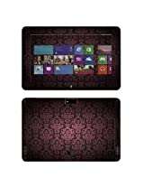 Decalrus - Matte Protective Decal Skin skins Sticker for Dell Latitude 10 Tablet with 10.1 screen (IMPORTANT: Must view IDENTIFY image for correct model) case cover Latitude10-147