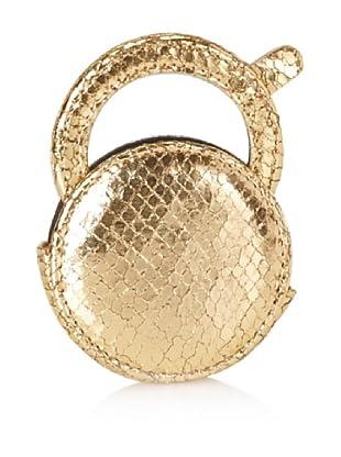 Graphic Image Women's Mirror (Gold)