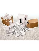 Easy Playhouse Set (3 Piece)