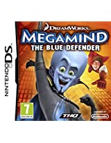 Dreamworks Megamind: The Blue Defender (Nintendo DS) (NTSC)
