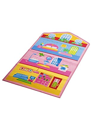 ABC Tappeti Alfombra Dollhouse (Multicolor)