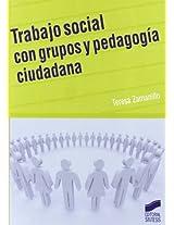 Trabajo social con grupos y pedagogía ciudadana