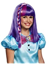 Disguise 85519 Twilight Sparkle Equestria Wig Costume Child
