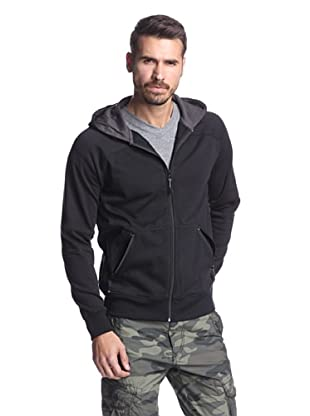 Union Jeans Men's Spirit and Soul Hoodie (Black)
