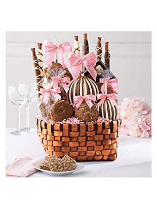 Mrs. Prindable's Premium Deluxe Springtime Basket