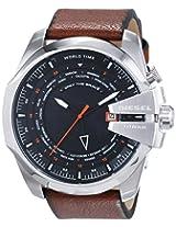 Diesel Chronograph Black Dial Men's Watch - DZ4321