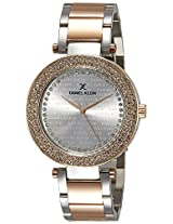 Daniel Klein Analog Silver Dial Women's Watch - DK10860-2