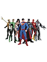 DC Collectibles We Can Be Heroes: Justice League 7-Pack Box Set