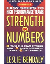 Strength in Numbers: Easy Steps to High Performance Teams