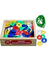 Little Genius Beads - Shape and Pattern