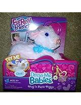 FurReal Friends Dress Me Babies Hug n Style Piggy Pet Plush