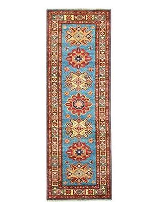 Kalaty One-of-a-Kind Kazak Rug, Blue, 1' 11